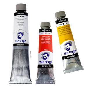Olejová farba Van Gogh 40 ml / 40 odtieňov farieb