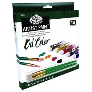 Olejové farby ARTIST Paint 18x12ml