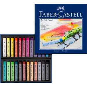 Suchý pastel Gofa set 24 farebný