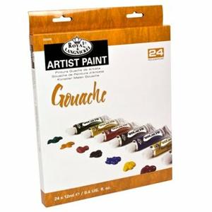 Gvašová farba ARTIST Paint 24x12ml