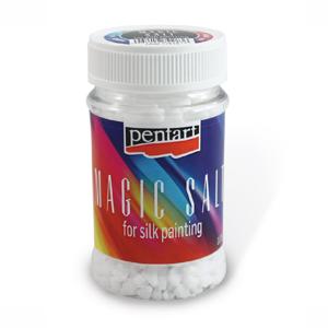 Magická efektová soľ na hodváb - 100 g