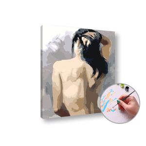 Maľovanie podľa čísel AKT  – nízka náročnosť