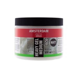 Matné gélové médium 020 Amsterdam Heavy - 500 ml