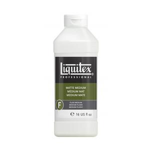 Matné médium Liquitex 118 ml