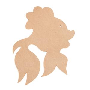 MDF výrez - rybka 32 cm