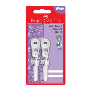 Náhradná náplň do korektora Faber-Castell - 2 ks