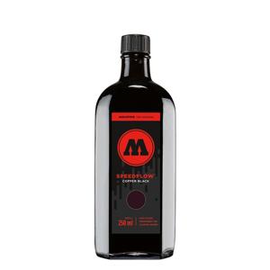 Náplň SPEEDFLOW COCKTAIL MOLOTOW - shiny black 250 ml