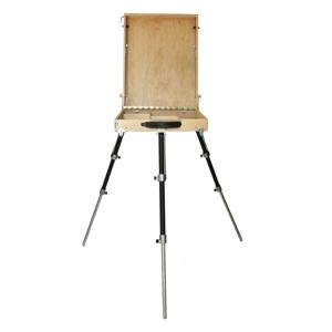 Profesionálny maliarsky stojan poľný - GREAT VALERIANO BOX