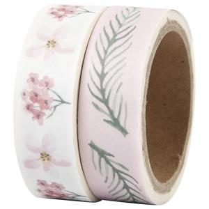 Washi pásky - floral - Vivi Gade